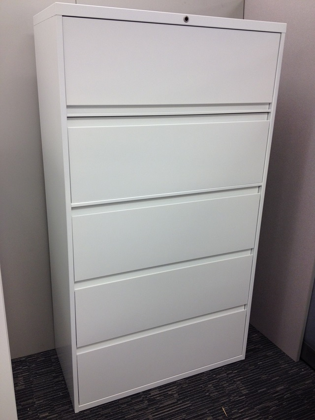 steelcase file cabinet 5 drawer lateral filing cabinet steelcase 900 series ultra 26783